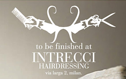 Intrecci Hair Style